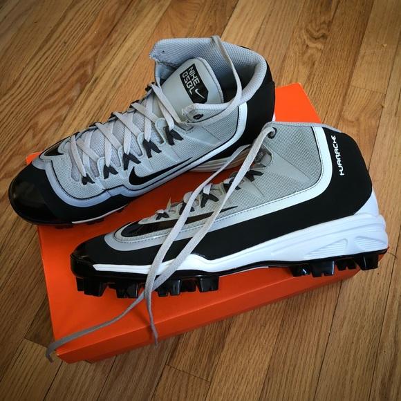 best sneakers 21945 99584 NIKE Huarache size 9 Men s baseball cleats
